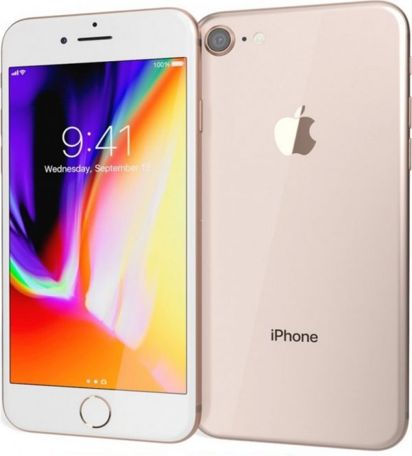 Apple iPhone 8 - 64 GB - Goud - Mr.@ Remarketed