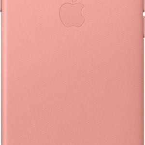 Apple Leather Backcover iPhone SE (2020) / 8 / 7 hoesje - Soft Pink