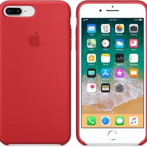 Apple Siliconen Back Cover voor iPhone 7/8 Plus - PRODUCT RED